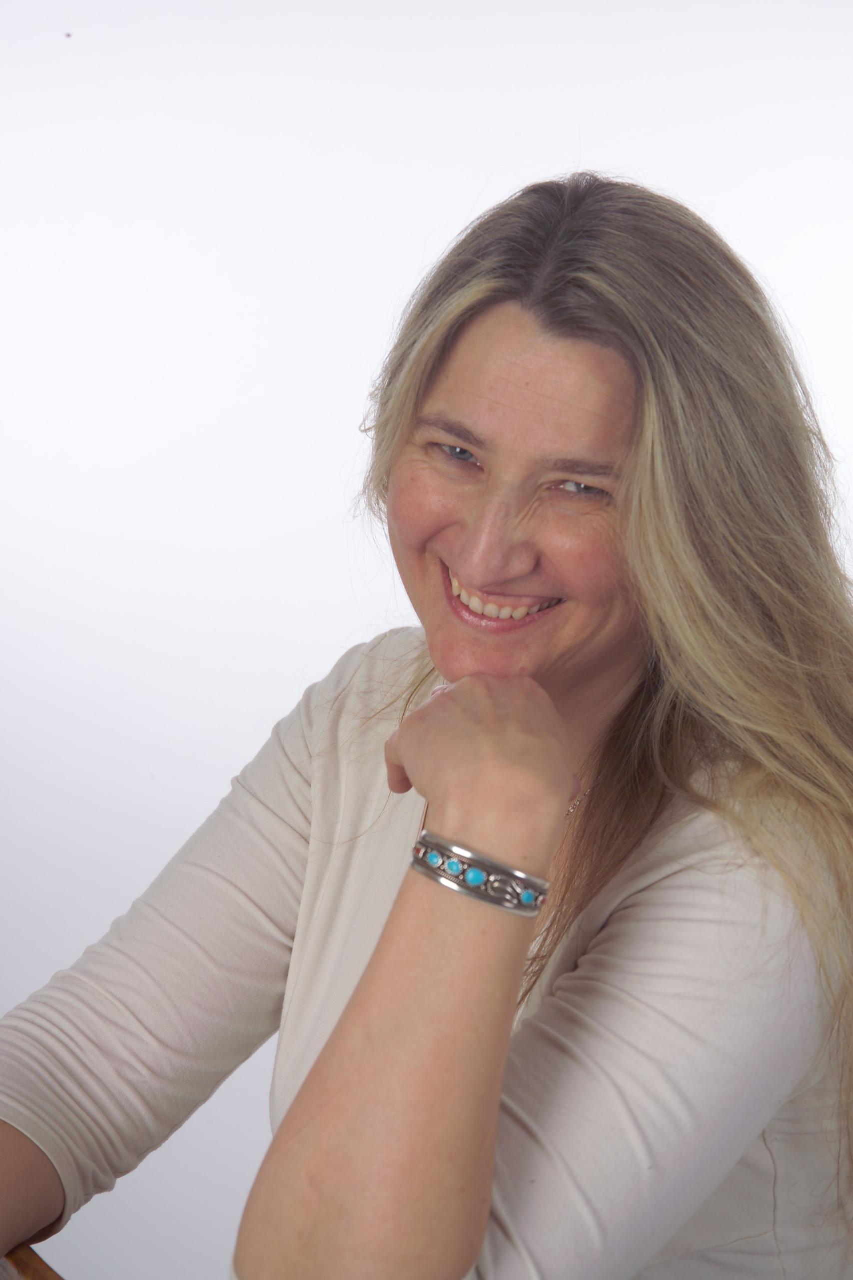 Sabine Zapf-Walter lächelt in die Kamera